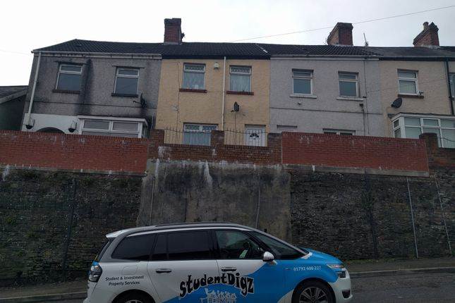 Front1 of Peter Street, Swansea SA1