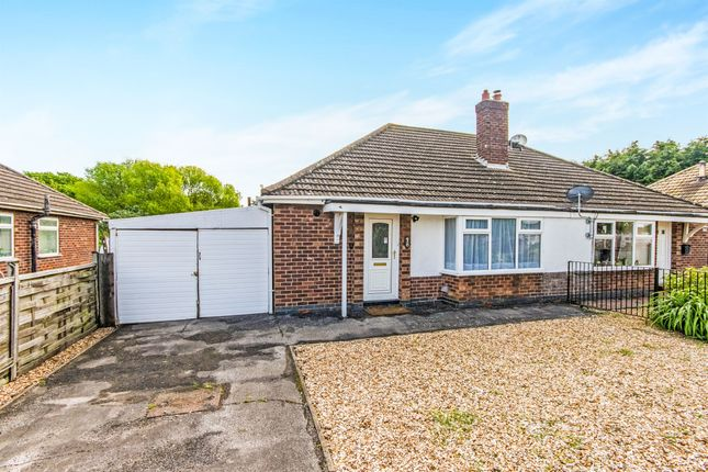 2 bed semi-detached bungalow for sale in Ancaster Avenue, Chapel St. Leonards, Skegness