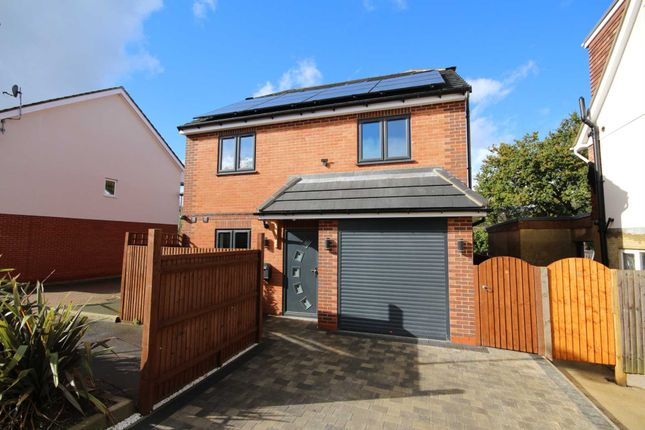 Thumbnail Detached house for sale in Keepers Farm Close, Windsor