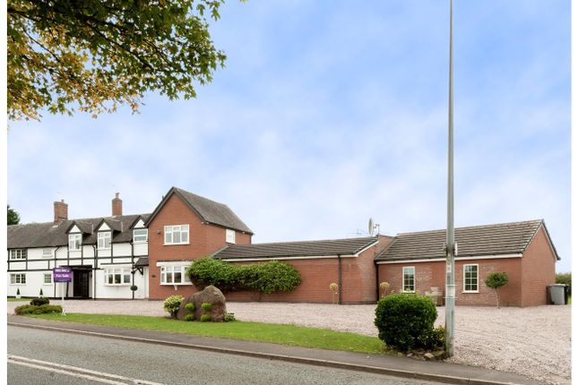 Thumbnail Semi-detached house for sale in Chester Road, Nantwich