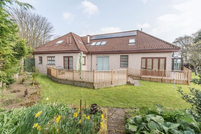 Thumbnail Detached house for sale in Houstoun Mains Holdings, Uphall