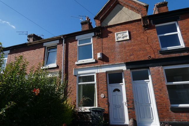 3 bed terraced house to rent in Gibson Street, Tunstall, Stoke-On-Trent ST6