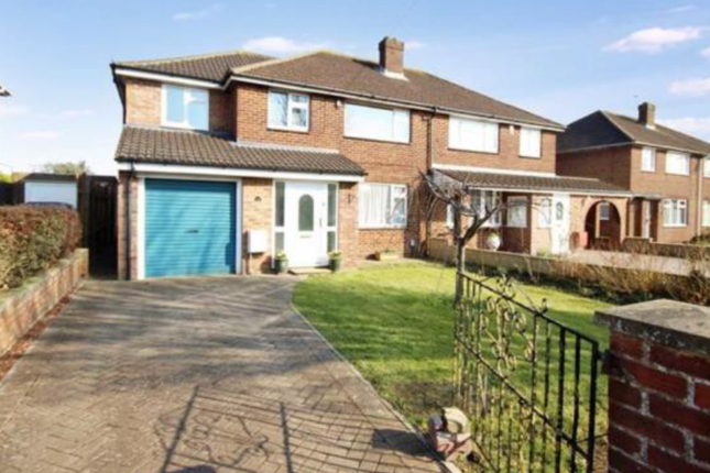 Thumbnail Semi-detached house to rent in Wheeler Ave, Swindon