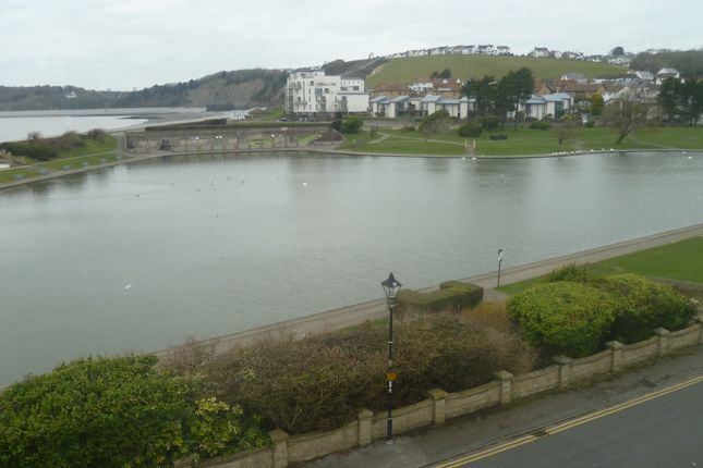 Thumbnail Flat for sale in Seapoint, Barry