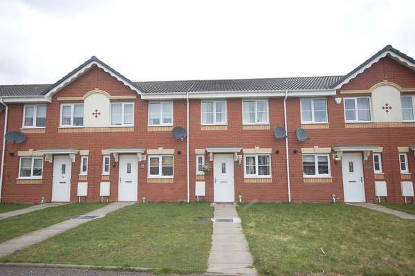 Thumbnail Terraced house for sale in 43 Newhouse Road, Glasgow