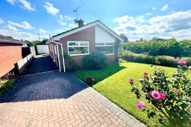 3 bed detached bungalow for sale in Willow Drive, Sandbach CW11