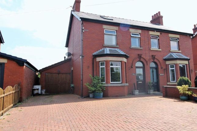Thumbnail Semi-detached house for sale in Sunnydale, Liverpool Old Road, Preston