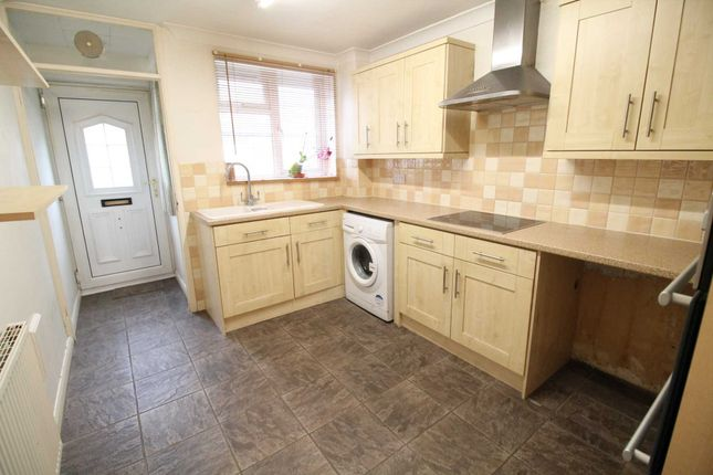 Thumbnail Terraced house for sale in Wellington Road, Bedfont