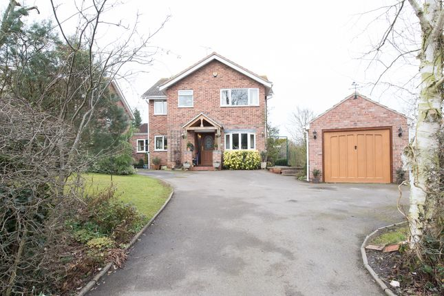 4 bed detached house for sale in Main Road, Harlaston, Tamworth