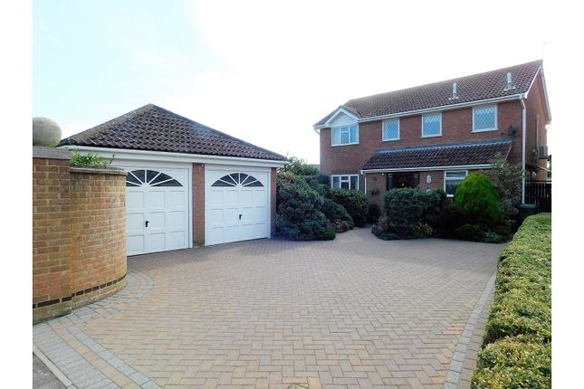 Thumbnail Detached house for sale in Sandore Road, Seaford