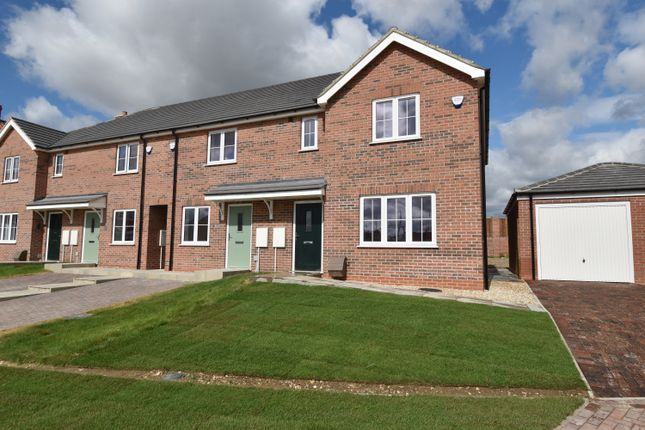 3 bed end terrace house for sale in Plot 28, Lord Allerton Way, Langton Rise, Horncastle LN9