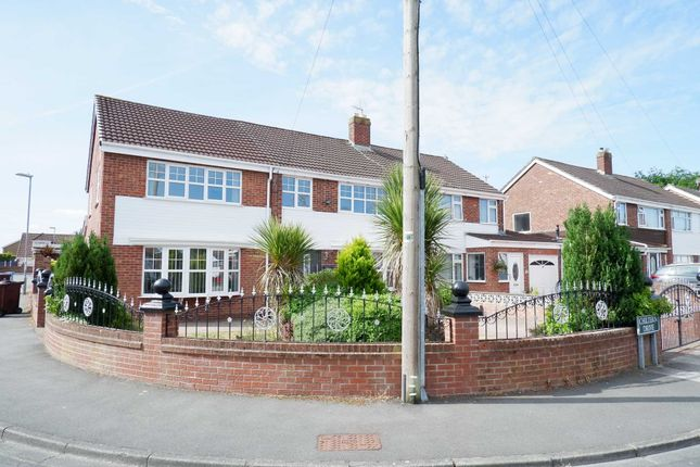 Thumbnail Semi-detached house for sale in Chiltern Drive, Kirkby, Liverpool