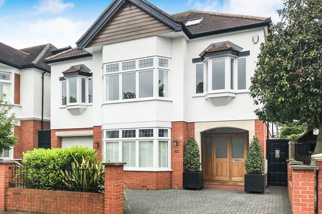 Thumbnail Detached house for sale in Holcombe Road, Ilford