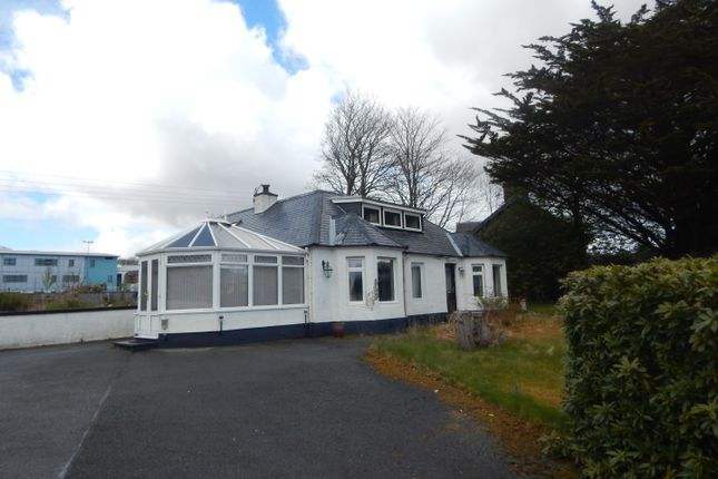 Thumbnail Detached house for sale in Viewfield Road, Portree, Isle Of Skye