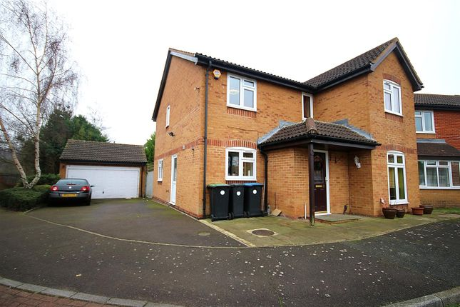 Thumbnail Detached house for sale in Blanchard Grove, Enfield