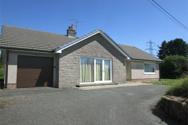Thumbnail Detached bungalow for sale in Long Valley, Ludchurch, Narberth, Pembrokeshire