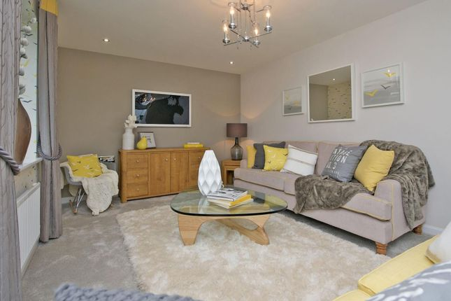 """Thumbnail Semi-detached house for sale in """"Moresby"""" at Neath Road, Tonna, Neath"""