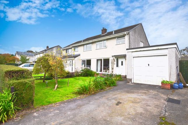 Thumbnail Semi-detached house for sale in Ellerslie Park, Gosforth, Seascale