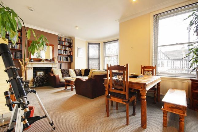 Thumbnail Flat for sale in Old Park Road, Palmers Green
