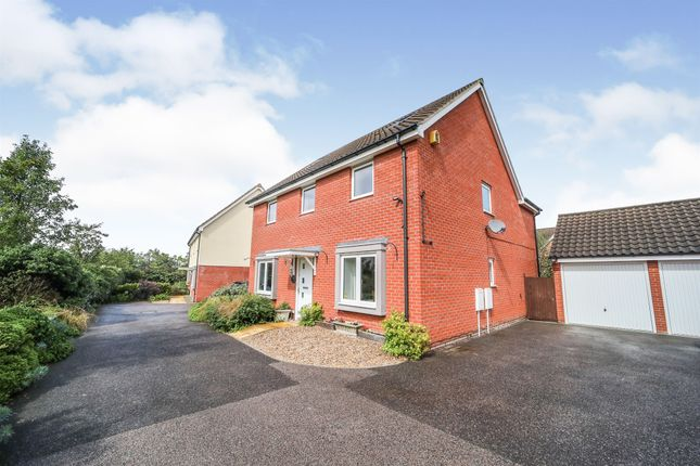 Thumbnail Detached house for sale in Anson Road, Upper Cambourne, Cambridge