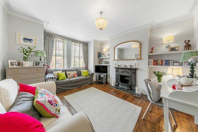 Reception Room of Queenstown Road, London SW8