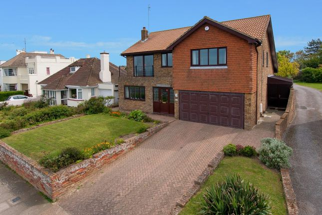Thumbnail Detached house for sale in Palm Bay Avenue, Cliftonville, Margate