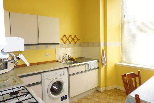 Dining Kitchen of Flat G/01, 23, Mount Pleasant Road, Rothesay, Isle Of Bute PA20