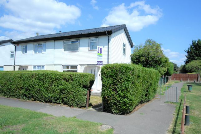 Thumbnail Semi-detached house to rent in Ward Gardens, Burnham, Slough