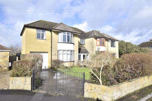 Thumbnail Semi-detached house for sale in Hansford Close, Bath, Somerset