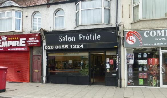 Thumbnail Retail premises for sale in 304 Lower Addiscombe Road, Croydon, London