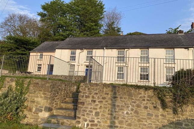 Thumbnail End terrace house for sale in Aberporth, Cardigan, Ceredigion