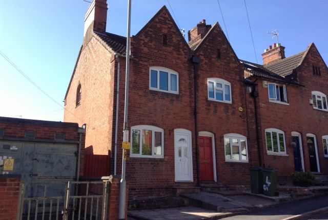 2 bed end terrace house to rent in Church Road, Glenfield