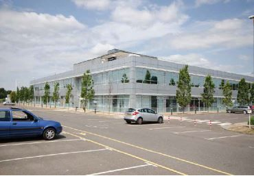 Thumbnail Office to let in First Floor, North Wing, Signal House, Grange Road Business Park, Christchurch