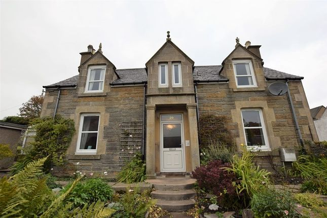Thumbnail Detached house for sale in 29 Rose Street, Thurso With Seperate Annex (29A), Thurso