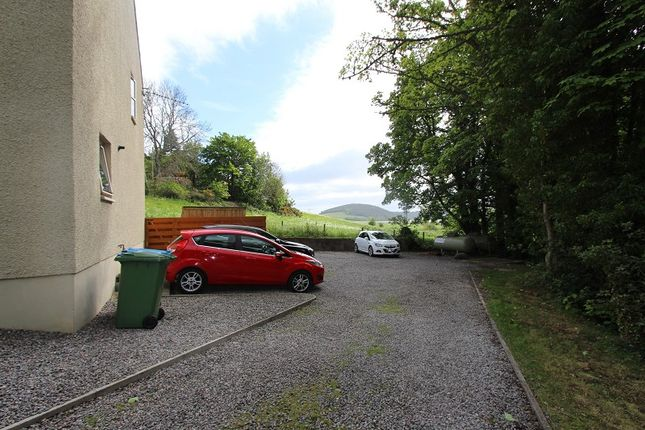 Parking Area of 3 Bayview Cottages Millbank Road, Munlochy IV8