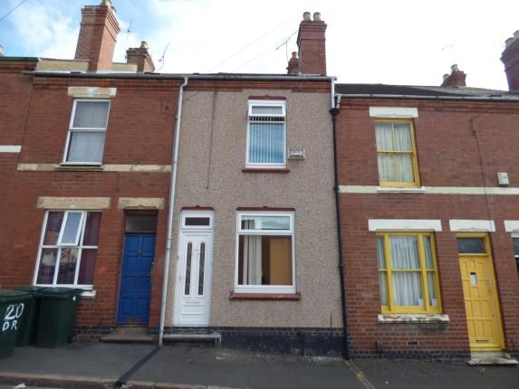 Thumbnail Terraced house for sale in David Road, Stoke, Coventry, West Midlands