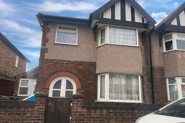 3 bed semi-detached house for sale in Somerville Grove, Waterloo, Liverpool L22