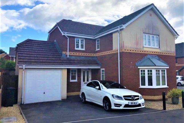 Thumbnail Property to rent in Parc Gilbertson, Gelligron, Pontardawe, Swansea