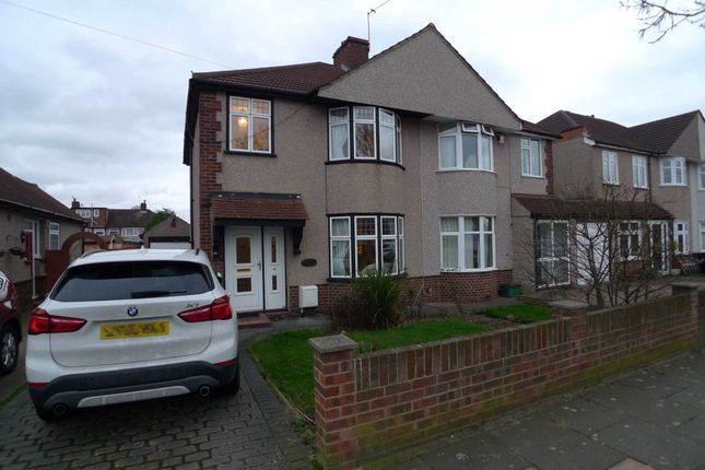 Thumbnail Semi-detached house to rent in Burnt Oak Lane, Sidcup