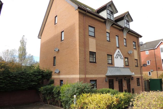 Thumbnail Flat to rent in Butlers Walk, St. George, Bristol