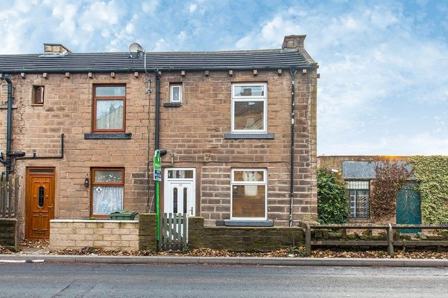 Thumbnail End terrace house for sale in Huddersfield Road, Mirfield, West Yorkshire