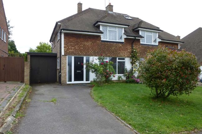 Thumbnail Property to rent in Crawford Close, Earley, Reading