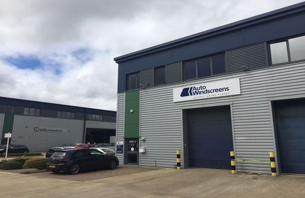 Thumbnail Industrial for sale in Chancerygate Business Centre, Kidlington