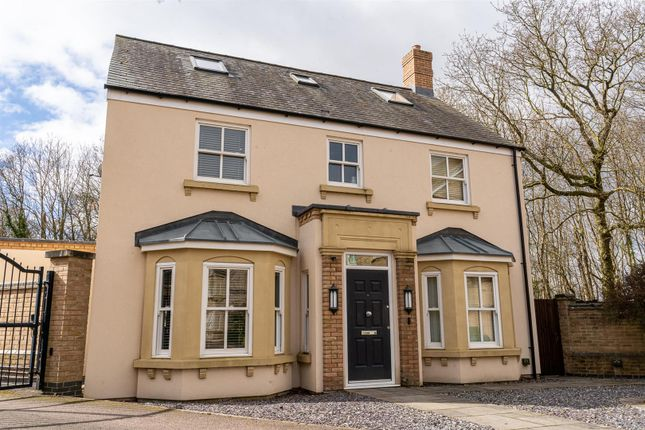 Thumbnail Detached house for sale in Edison Way, Fairfield, Hitchin