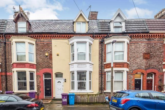 Thumbnail Terraced house for sale in Preston Grove, Kensington, Liverpool, Merseyside