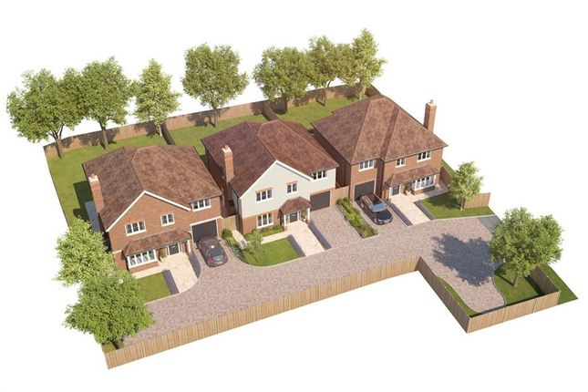 Thumbnail Detached house for sale in Cumnor Rise, Kenley, Surrey