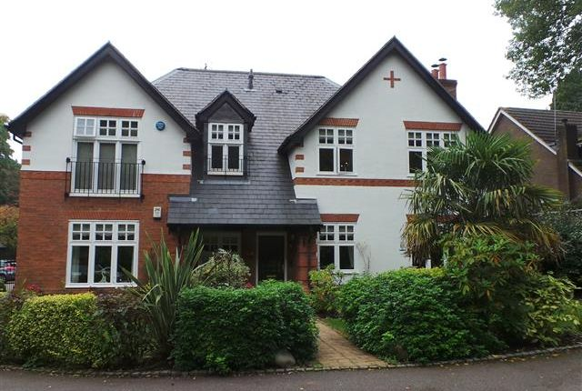 Thumbnail Flat for sale in Chetwynd, Streetly Lane, Four Oaks, Sutton Coldfield