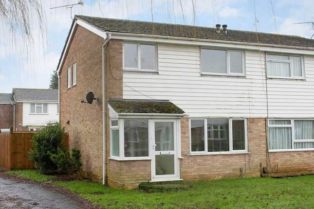 3 bed semi-detached house for sale in Oatfield Gardens, Calmore, Southampton