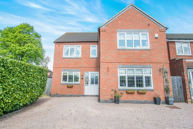 Thumbnail Detached house for sale in Comberford Road, Tamworth