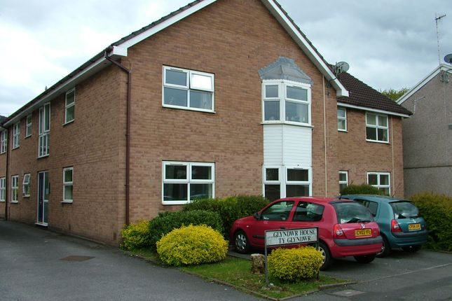 Thumbnail Flat to rent in Glyndwr House, Swan Road, Baglan